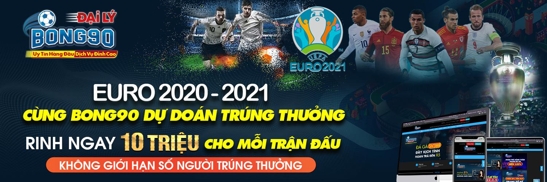 DỰ ĐOÁN TRÚNG THƯỞNG EURO 2020